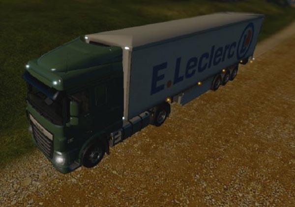 E-Leclerc Trailer
