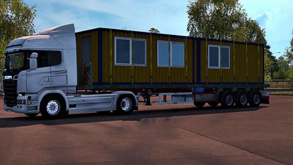 Flatbed Trailers Pack