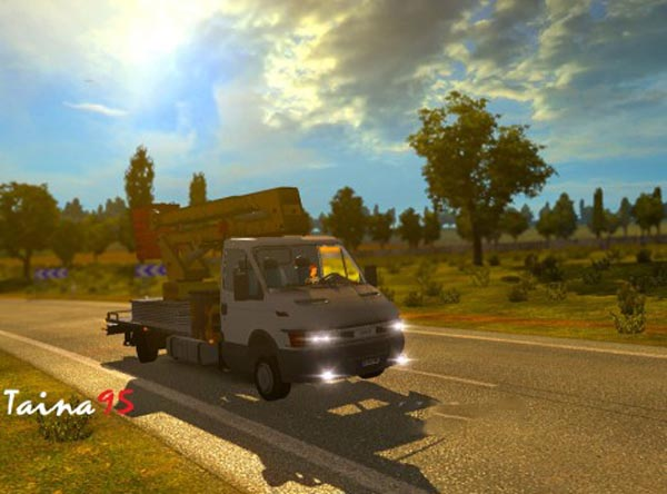 Iveco Daily Servicer Ai Traffic