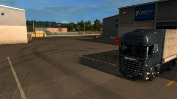 New Realistic Road Mod