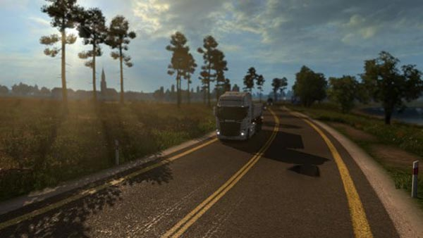 New Road Mod