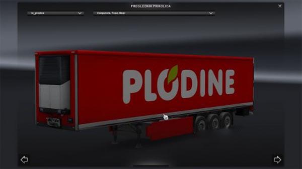 Polodine Trailer