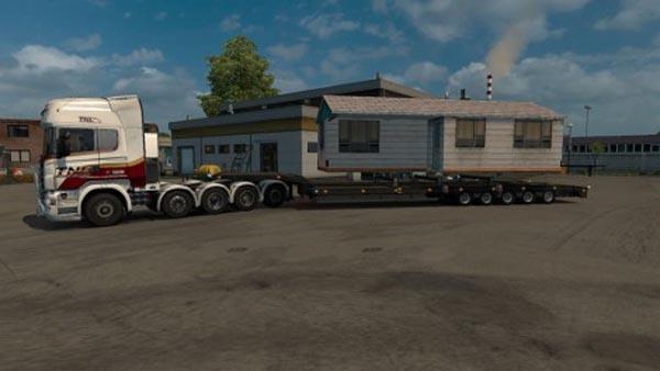 Scania R 10х10 Chassis