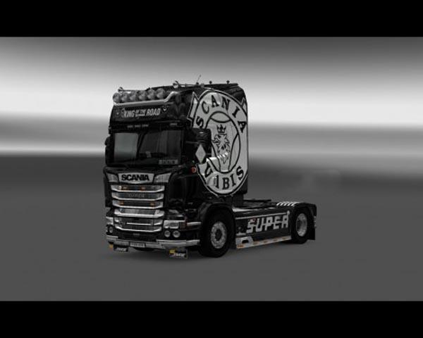 Scania RJL Vabis