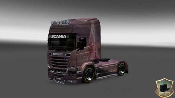 Scania Streamline Bird Skin v 1.0