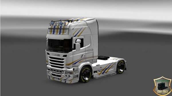 Scania Streamline DS 4 Skin