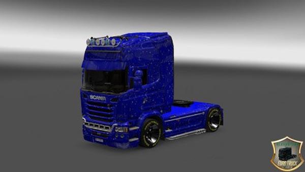 Scania Streamline Drops Skin