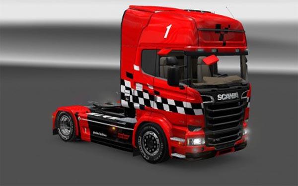 Scania Streamline Moto GP