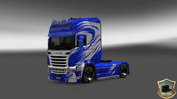 Scania Streamline Valcarenghi Skin v 2.0