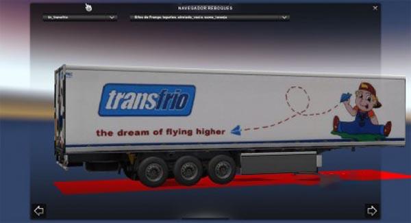 Transfrio Trailer