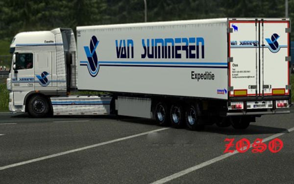 Van Summeren Expeditie Trailer