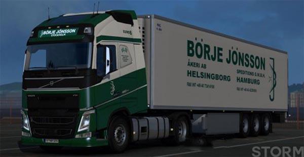 Volvo 2012 Borje Jonsson SKIN