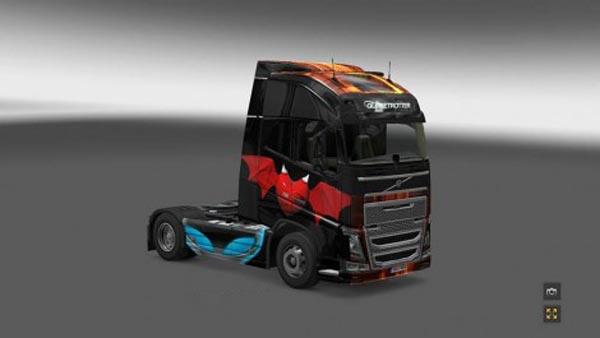Volvo FH 2012 Hevili Skin