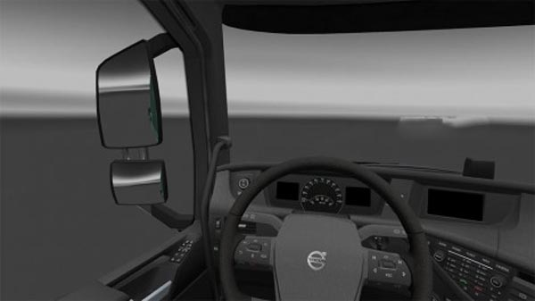 Volvo FH16 2012 Black Interior