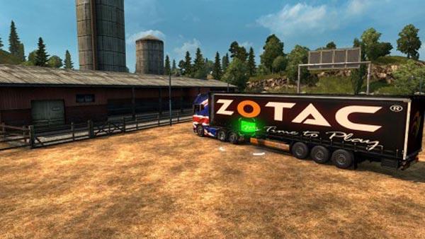 Zotac Trailer