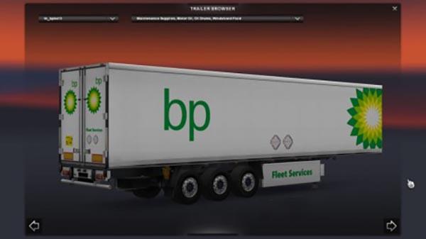 BP Trailers