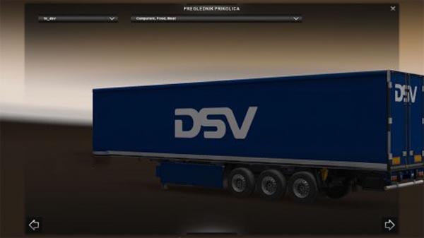 DSV Trailer