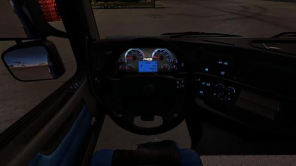 Dashboard Volvo FH16