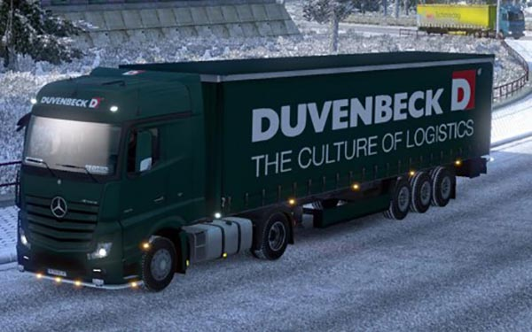 Duvenbeck Combo Pack