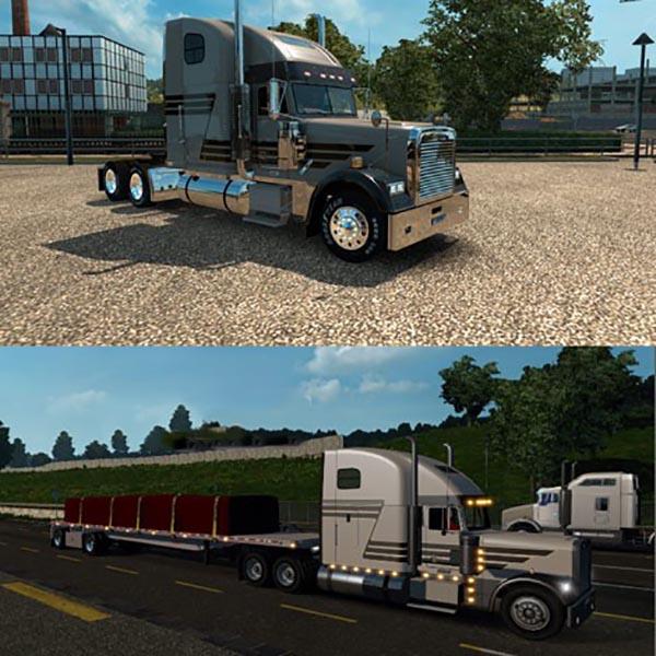 Freightliner Classic Z Skin