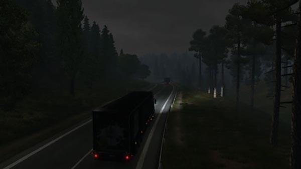 Gloomy Weather Mod