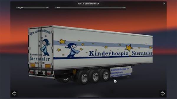 Kinderhospiz Sterntaler Trailer