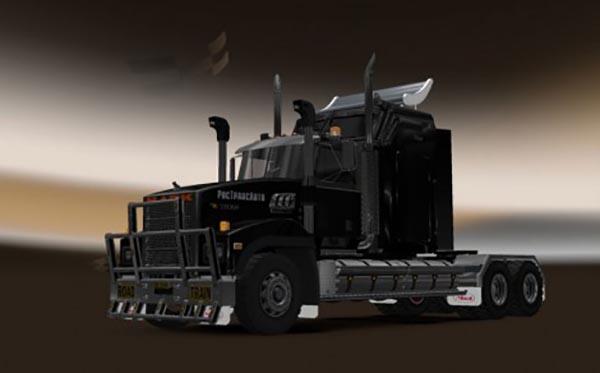 Mack Titan V8 Ros Trans Auto Skin
