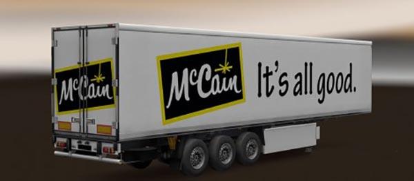 McCain Trailer