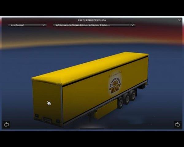 Neff Refrigerated Trailer V 1.1