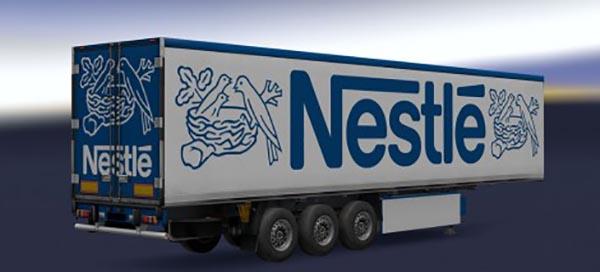 Nestle Trailer Standalone