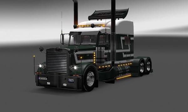 Peterbilt 389 Macinnes Transport Skin