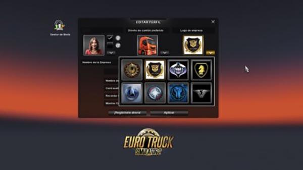 Player SciFi Logos