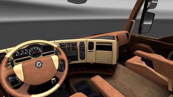 Renault Magnum and Premium Interior
