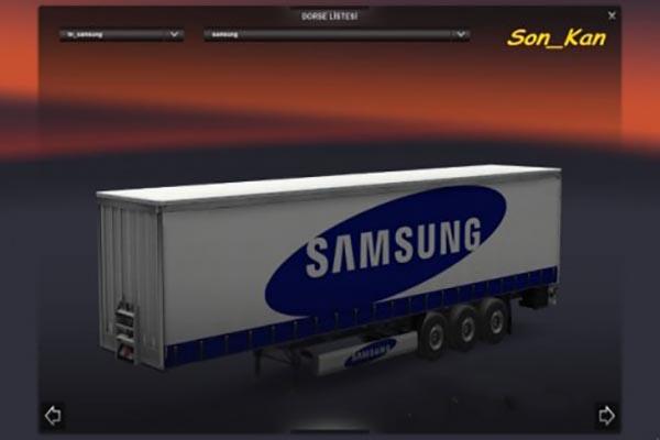 Samsung Trailer