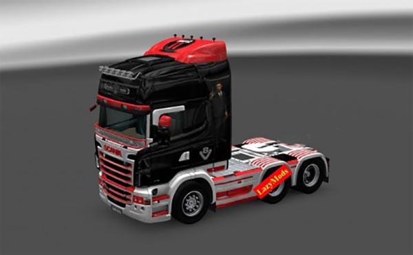 Scania RJL V8 Mafia 2