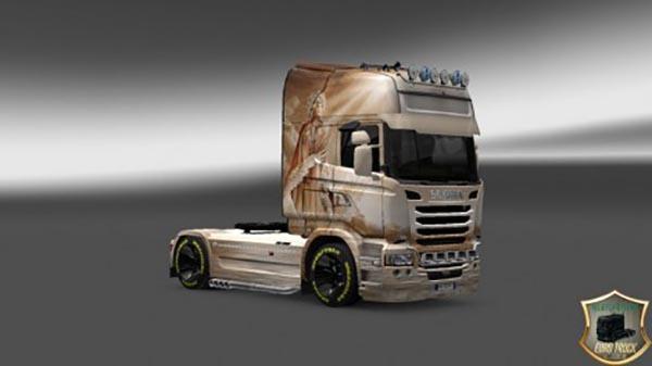 Scania Streamline Lada Skin