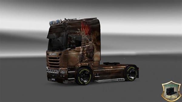 Scania Streamline Perun Skin