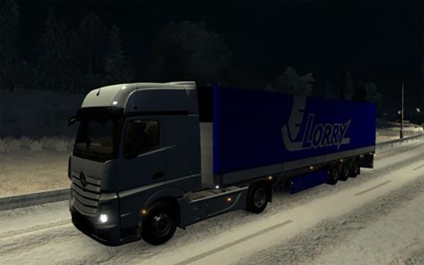 Schmitz Universal Lorry Skin