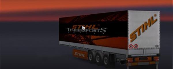 Stihl Trailer