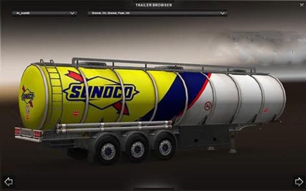 Sunoco Trailer Pack