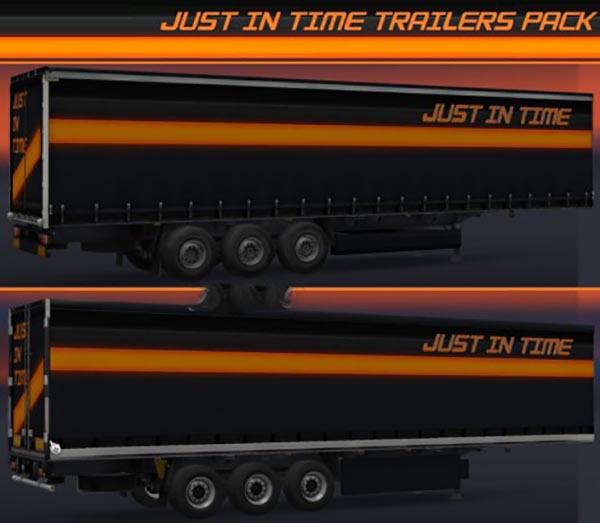 The All New Just-In-Time Trailer Pack
