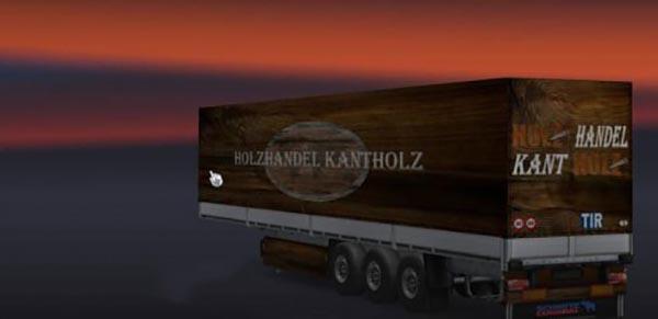 Timber Trade Trailer
