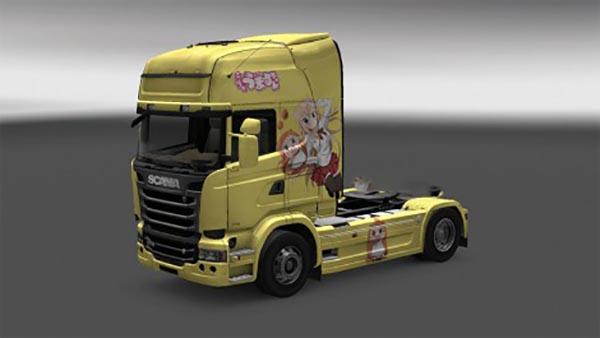 U.M.R Scania Streamline Skin