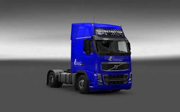 Volvo FH16 Lorry Skin