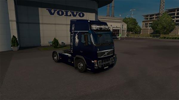 Volvo fh 2009 Ralph Lauren Skin
