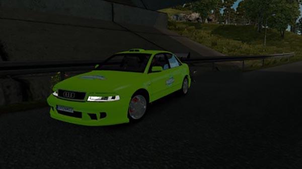 Audi A4 Beta
