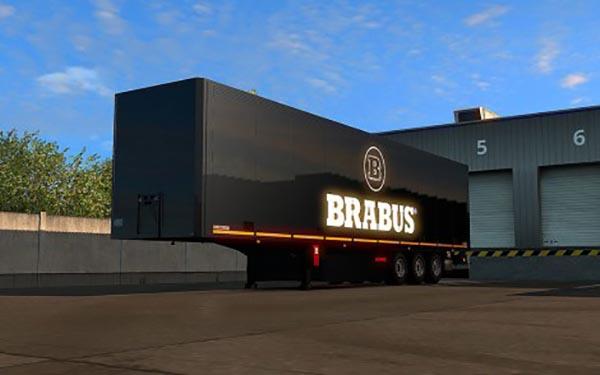 Brabus Trailer