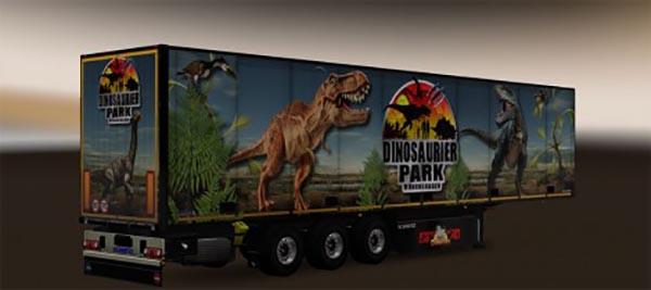 Dino Trailer