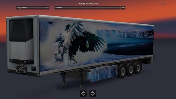 Eagle Trailer