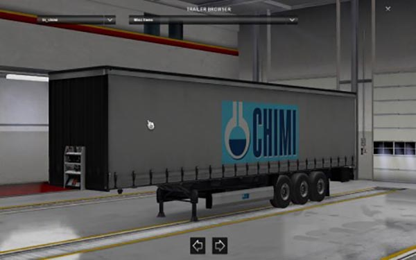 French Trailers Pack